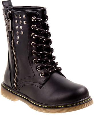 KensieGirl Girls' Lace-Up Boot