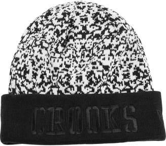 Crooks & Castles Mens Hammer Beanie Hat/Cap