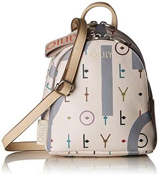 Oilily Jolly Letters Shoulderbag Svz, Women's Shoulder Bag,9x20x17 cm (B x H T)