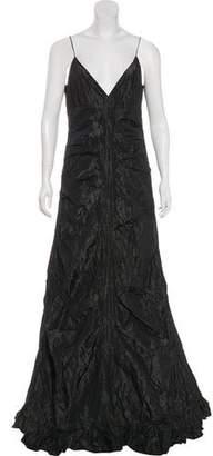 Nicole Miller Sleeveless Evening Dress
