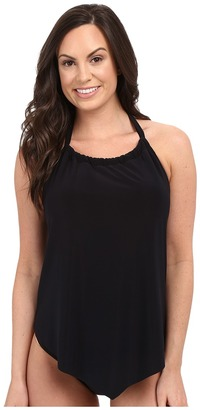 Magicsuit - Solids Nicole Tank Top Women's Swimwear $114 thestylecure.com