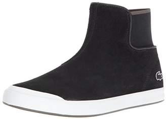 Lacoste Women's Lancelle Chelsea 416 1 Spw Fashion Sneaker $71.20 thestylecure.com