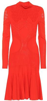 Roberto Cavalli Turtleneck dress