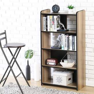 Christian Dior FITUEYES Cubeicals Bookcase Vertical Organizer Media Tower Storage Shelves Racks and Stands BBC506201WB