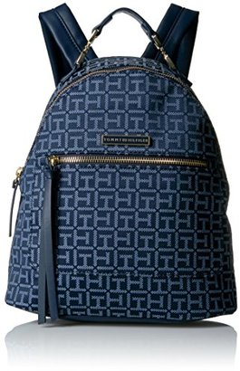 Tommy Hilfiger Naomi Backpack $108 thestylecure.com