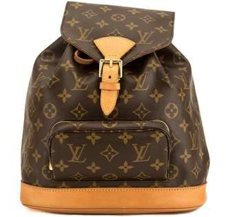 Louis Vuitton Monogram Montsouris MM Backpack (3919018)