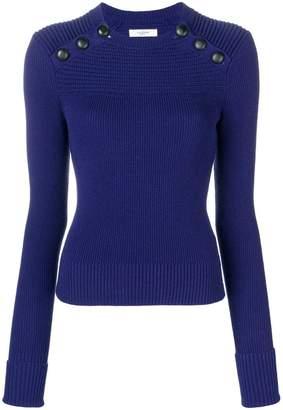 Etoile Isabel Marant Koyle ribbed knit jumper