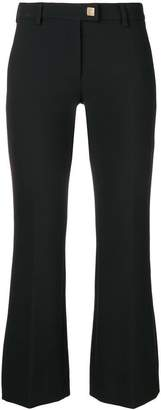 Versace classic cropped trousers
