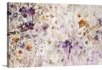 Great Big Canvas 'Floral Capri' by Jodi Maas Painting Print on Canvas