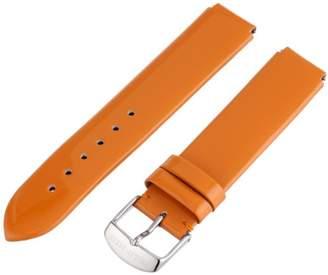 Philip Stein Teslar 1-LOR 18mm Patent Leather Watch Strap
