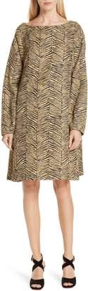 Rachel Comey Besti Tiger Print Dress