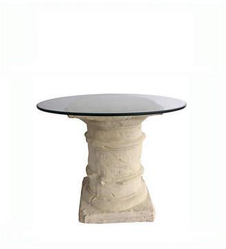 BEIGE Etruscan Dining Table Anderson Teak