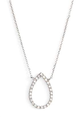 Dana Rebecca Designs Marquise Diamond Pendant Necklace
