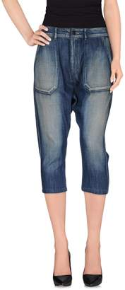 Johnbull Denim capris - Item 42468873