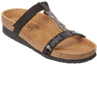 Naot Footwear Aspen Leather Wedge Sandal