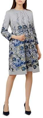 Hobbs London Royal Chrysanthemum Coat