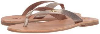 Frye Ally Logo Flip-Flop Women's Sandals
