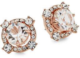 Kate Spade Crystal Cascade Stud Earrings