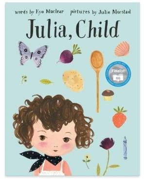 Penguin Random House Julia, Child Illustrated Book