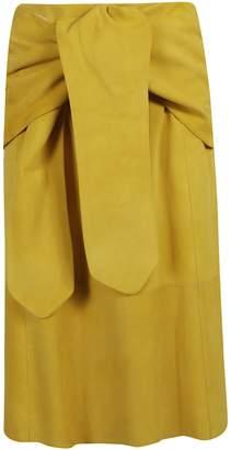 Drome Leather Skirt