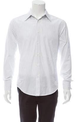 Saint Laurent Vintage French Cuff Shirt