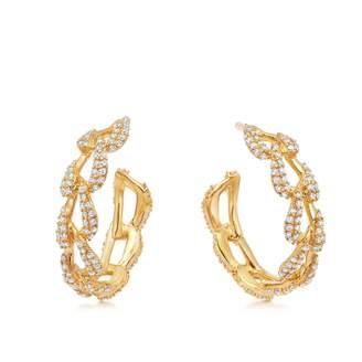 Astley Clarke Vela Hoop Earrings