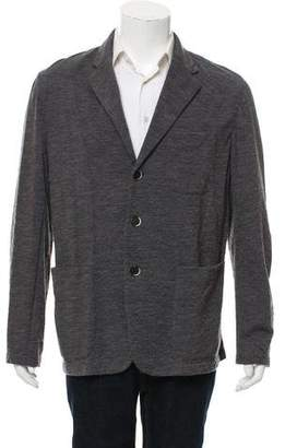 Barena Venezia Woven Button-Up Cardigan
