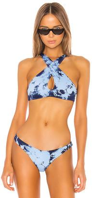 Frankie's Bikinis Frankies Bikinis X Sofia Richie Sunny Top