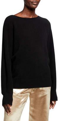 Vince Cashmere Boat Neck Dolman Sweater