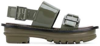 Marni ridged sole sandals