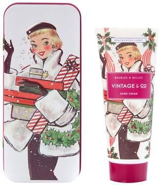 Co Vintage & Baubles & Belles Hand Cream in Decorative Tin 100ml