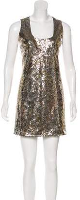 Hotel Particulier Sequined Mini Dress