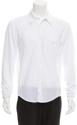 Opening Ceremony Mesh Button-Up Shirt w/ Tags