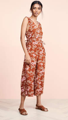 Madewell Waikiki Cover Up Jumpsuit