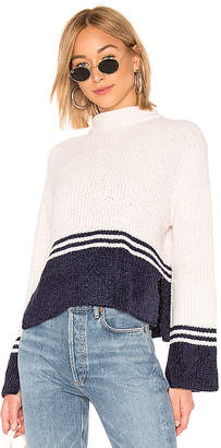 superdown Amy Chenille Sweater