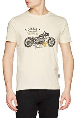 Schott NYC Men's Tsjack T-Shirt