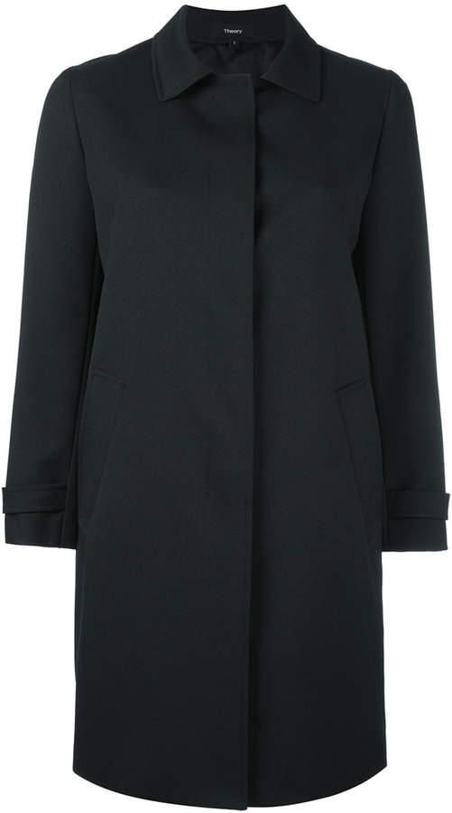 Theory Dafina Car coat