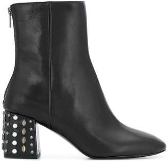 Ash Hyde ankle boots