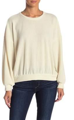 Lush Knit Dolman Sweatshirt
