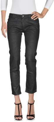 Plein Sud Jeans Denim pants - Item 42688643GU