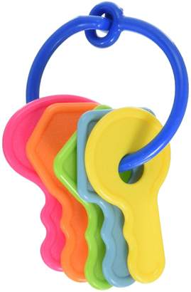 The First Years Baby/Infant/Child/Kid Learning Curve First Keys Teether Newborn Gear