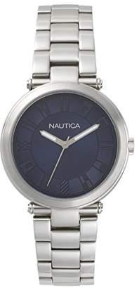 Nautica Men's 'FLAGSTAFF' Quartz Stainless Steel Sport Watch