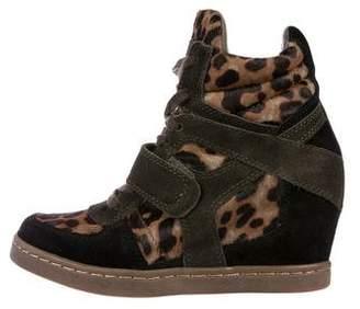 Ash Bonno Wedge Sneakers