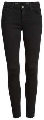 Women's Ag The Legging Super Skinny Jeans $178 thestylecure.com