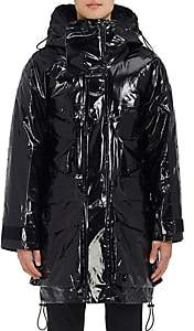 Burberry MEN'S 2-IN-1 PARKA/PUFFER COAT-BLACK SIZE 48 EU