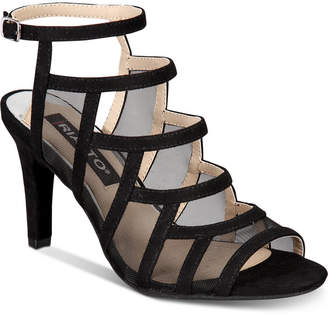 Rialto Robby Strappy Dress Sandals Women Shoes