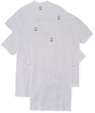 STAFFORD Stafford 4-pk. Cotton Crewneck T-Shirts