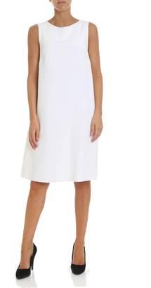 Altea Fur Side Panel Dress