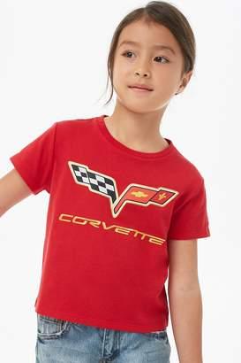 Forever 21 Girls Corvette Graphic Tee (Kids)