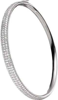 Folli Follie Fashionably silver bangle